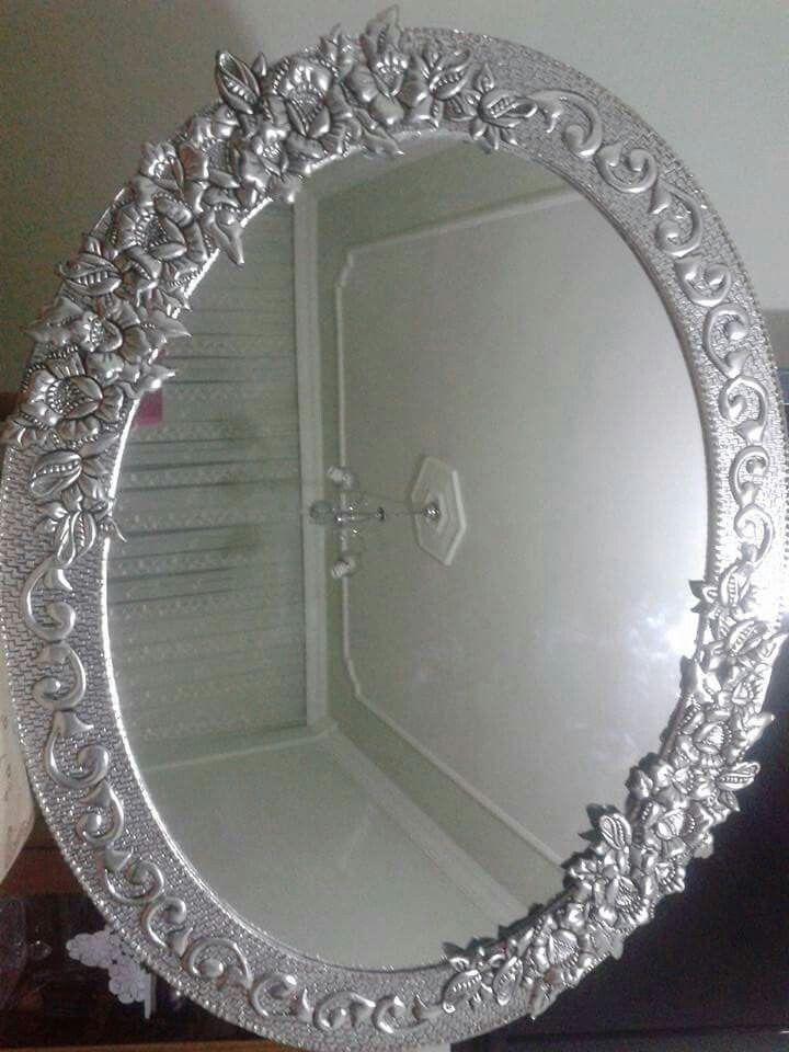 Resultado de imagen para espejos repujados en aluminio repujado en aluminio pinterest - Aluminio espejo ...