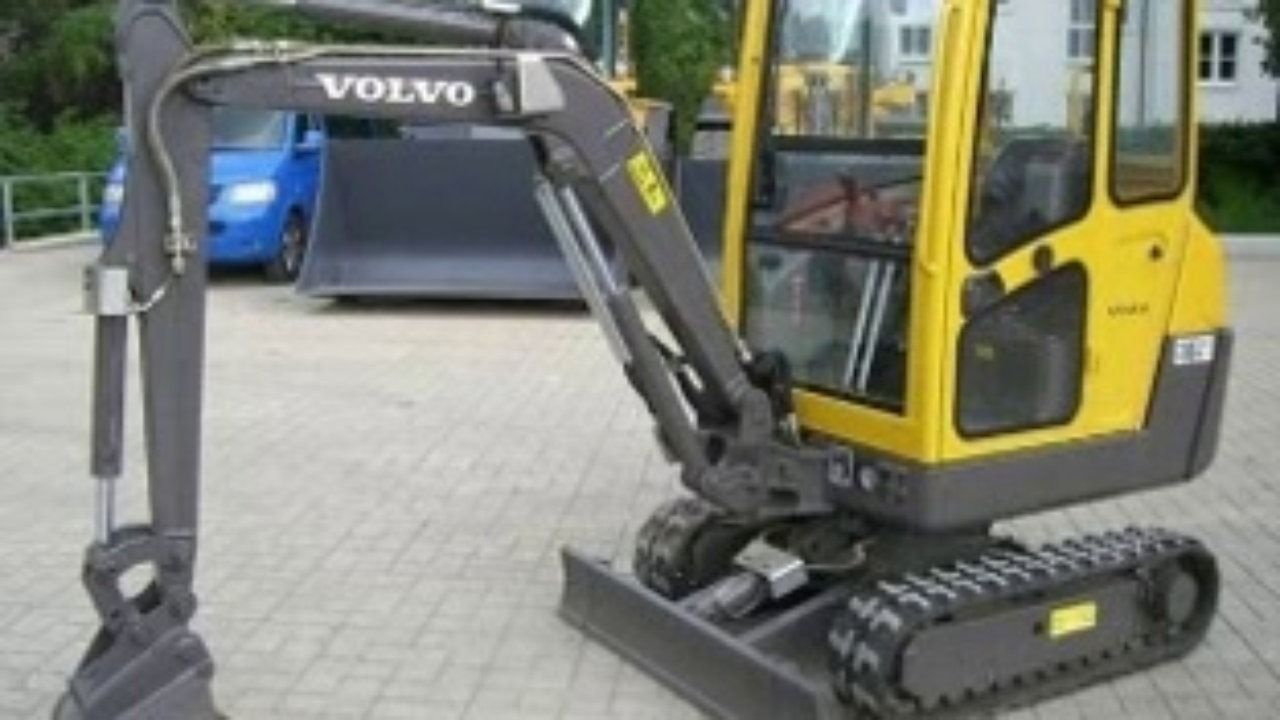 Volvo EC35 Excavator service manual