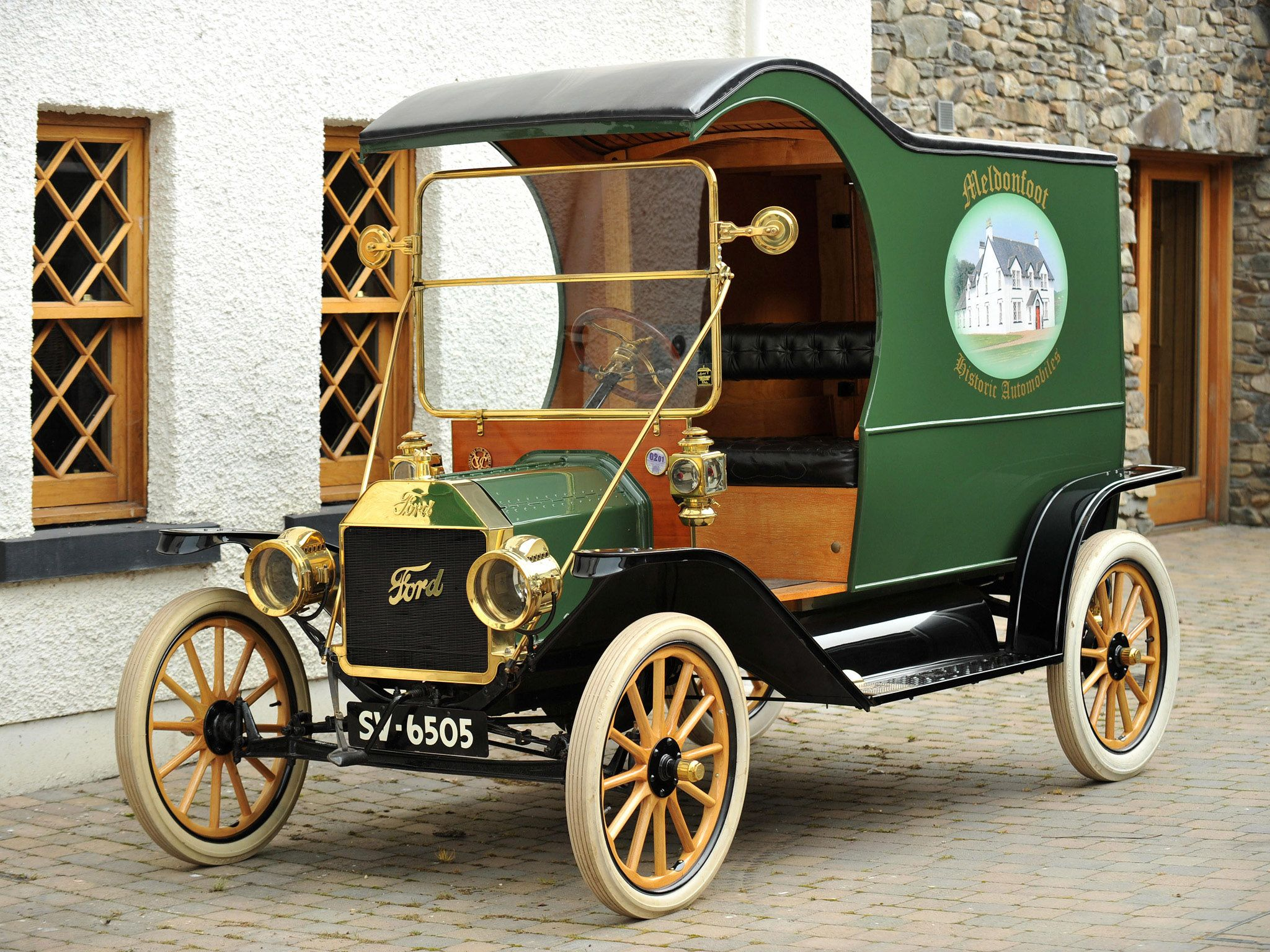 1912 ford model t delivery