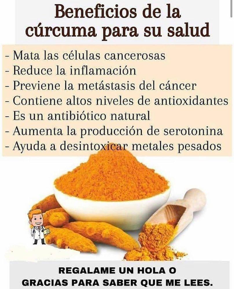 Como Mantenerte Saludable On Instagram Beneficios De La Cúrcuma Para La Salud Síguenos Comoman Curcuma Beneficios Salud Colesterol Y Trigliceridos