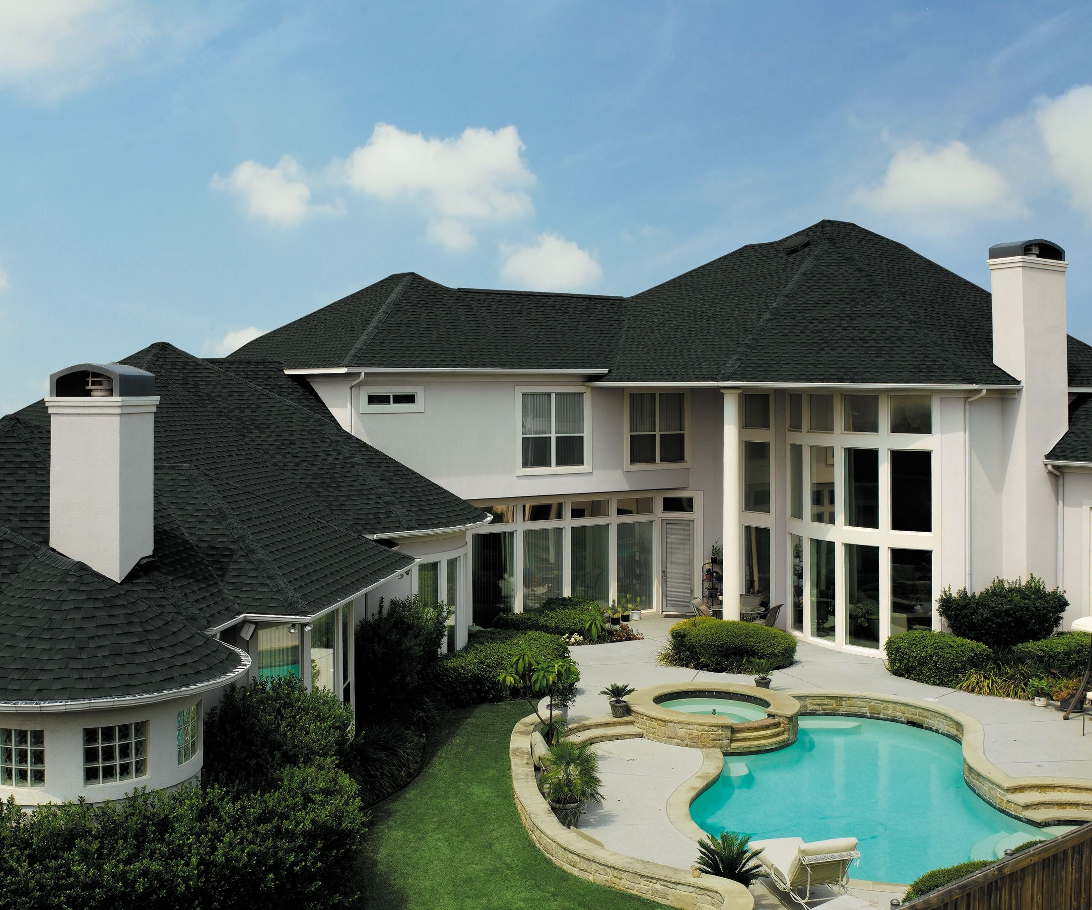 Tri State Windows Siding Roofing Gaf Timberline Charcoal Architectural Shingles