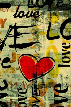 Love In Graffiti Art Wallpaper Graffiti Art Graffiti Love Graffiti