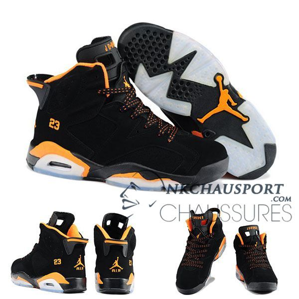no sale tax cheap super specials Nike Air Jordan 6 | Classique Chaussure De Basket Homme Noir ...