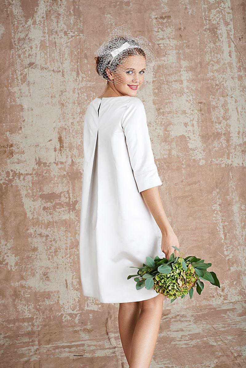 Vestido 117 de burda style 03/2016 | Inspiración para novias ...