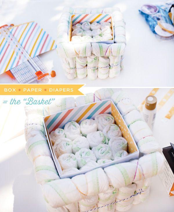 Hot Air Balloon Diaper Cake Tutorial Free Printables Diaper