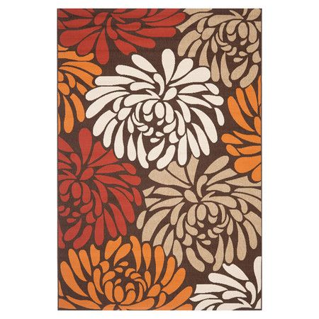i pinned this pomona indoor outdoor rug from the from deck to