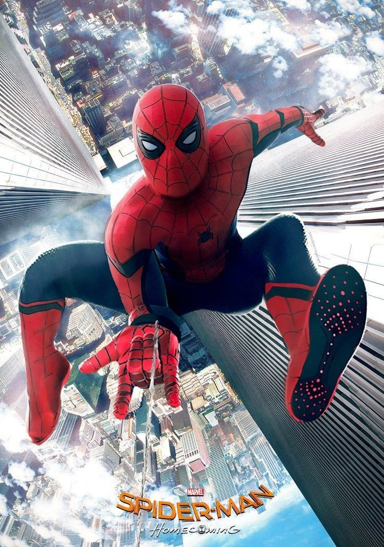 Spider Man Homecoming Pelicula Completa Peliculas De Spiderman Hombre Arana Comic Amazing Spiderman