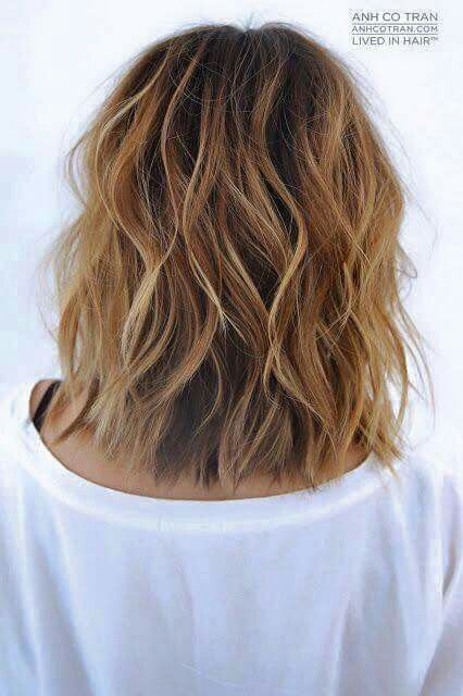 Lovely Long Hair Colors and Cuts