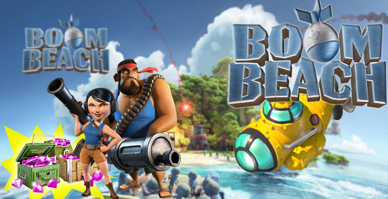 Boom Beach Hack ? Get *999,999* Gems! Tutorial!! 100