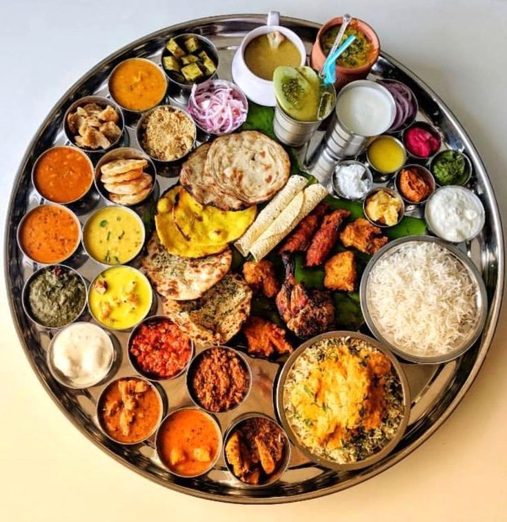 tag your foodie friends and challenge them to finish off this dara singh thali mumbai