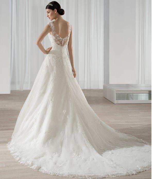 Demetrios 2016 Style 592 by Demetrios   Lace Wedding Dresses ...