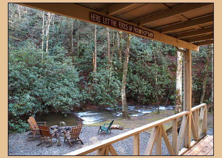 Smoky Mountain Cabin Rentals Bryson City North Carolina Smoky Mountain Cabin Rentals Futon Living Room Smoky Mountains Cabins