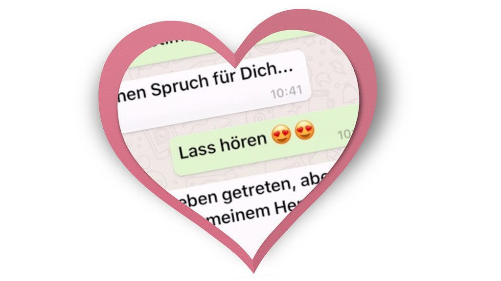 Valentinstag sprüche whatsapp
