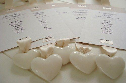 Tableau matrimonio idee originali per i tavoli della - Idee originali segnaposto matrimonio ...