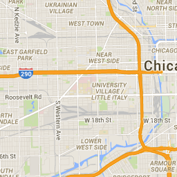 Art Institute of Chicago - Art Project - Street View ...