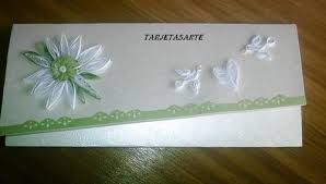 Resultado de imagen para tarjetas con la tecnica de filigrana