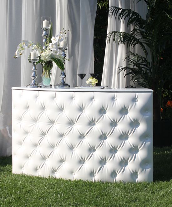 1 bar for the balcony 6 white tufted curve bar town country
