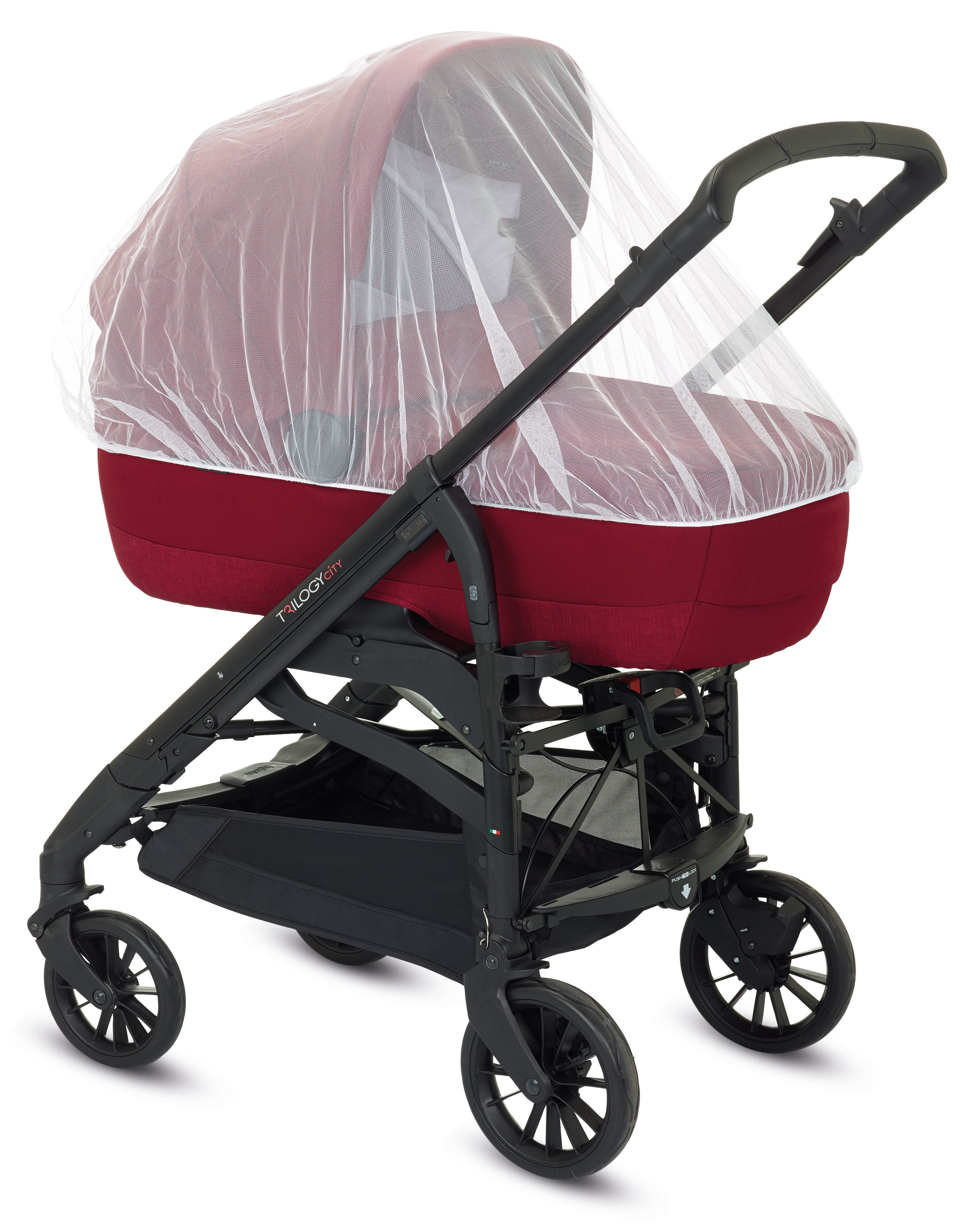 Bassinet Mosquito Net Trilogy Stroller