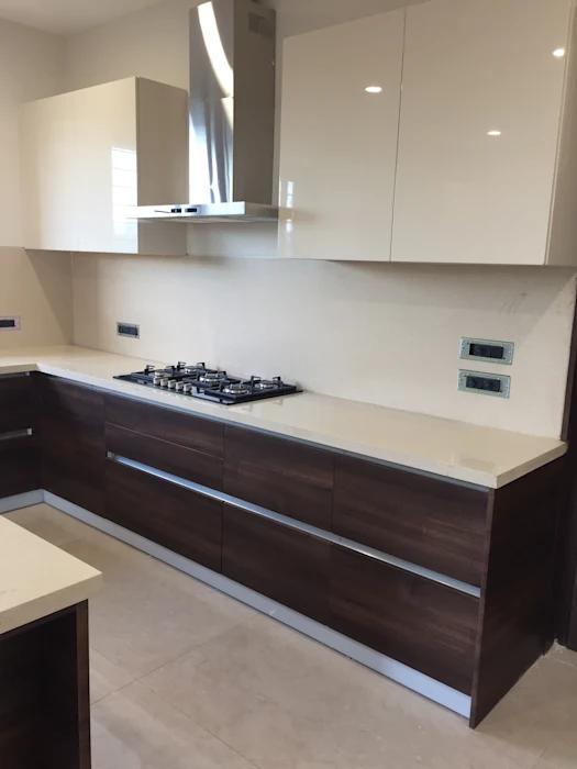 Latest Modular Kitchen Designs By Hoop Pine Homify Cupboard Design Kitchen Interior Design Decor Kitchen Room Design