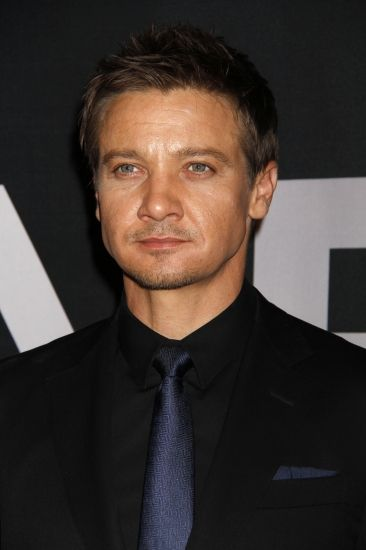 Jeremy Renner ... Love my Mr. Serious ...