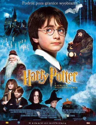 Harry Potter I Kamien Filozoficzny 2001 Harry Potter Movies Harry Potter Film Harry Potter