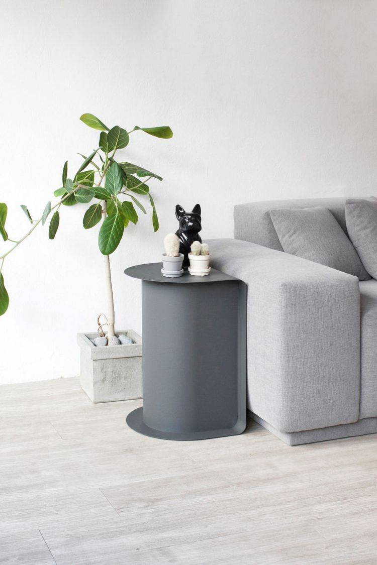 Lovely Semicircular Console Table