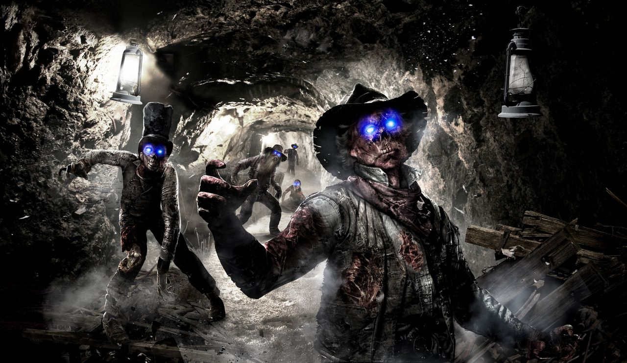 Call Of Duty Black Ops Ii Zombie Video Call Of Duty Black Call