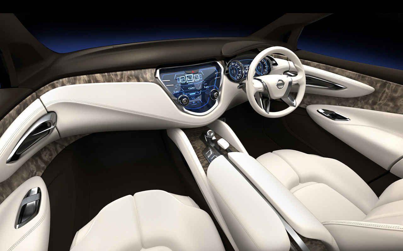 2019 Nissan Murano Interior | Nissan murano, Nissan ...