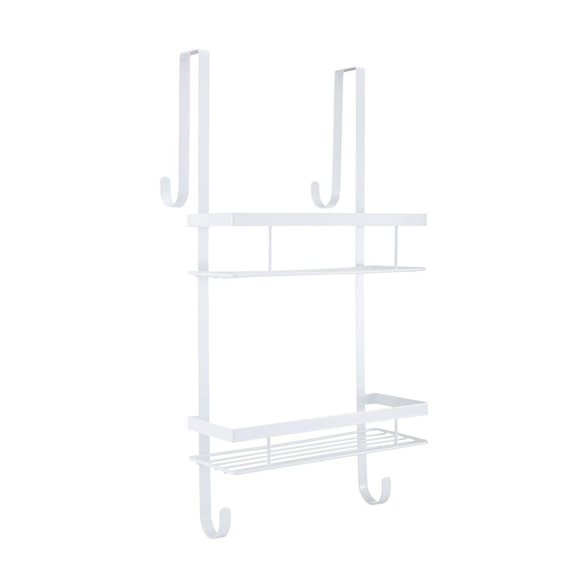 Over Door Shower Cadddy - White | Kmart | New bathroom | Pinterest ...