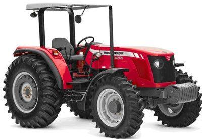 Massey Landmaschinen Traktor