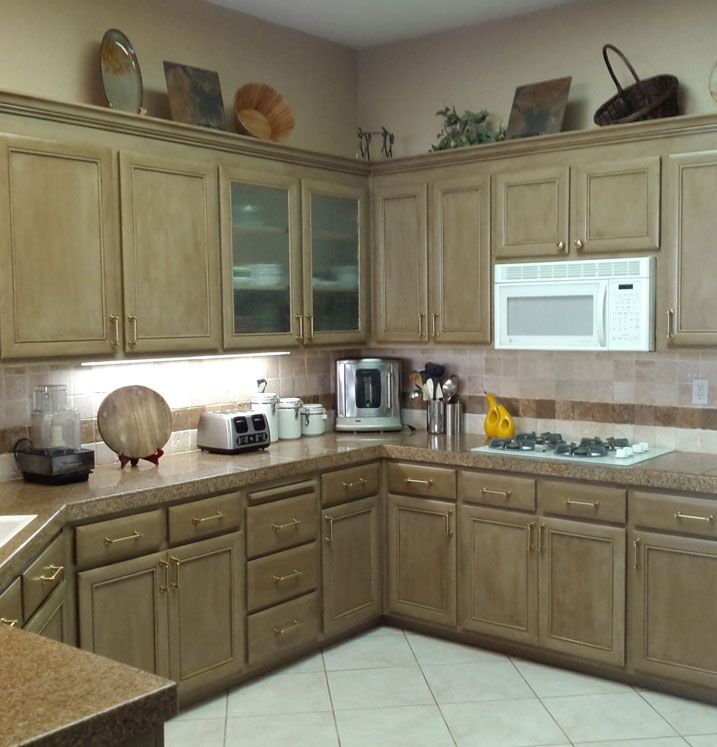 Kitchen Transformations: Cabinet Transformations Submitted By Cathy M