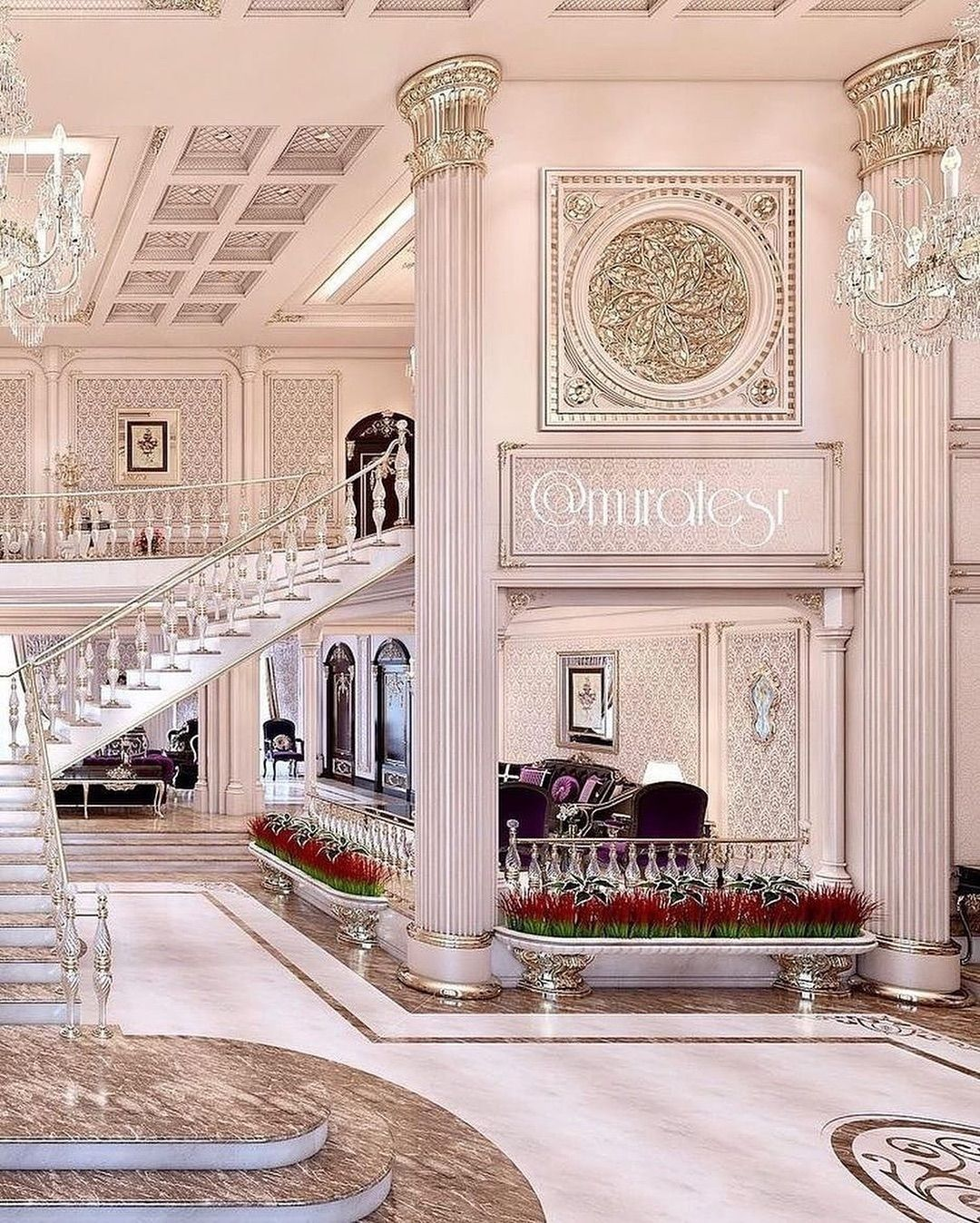 20 Dream Home Interior Design Ideas For 2019 Dream Home Designing Hit The Wow Button Every House Interior Design Styles Mansion Interior Dream Home Design