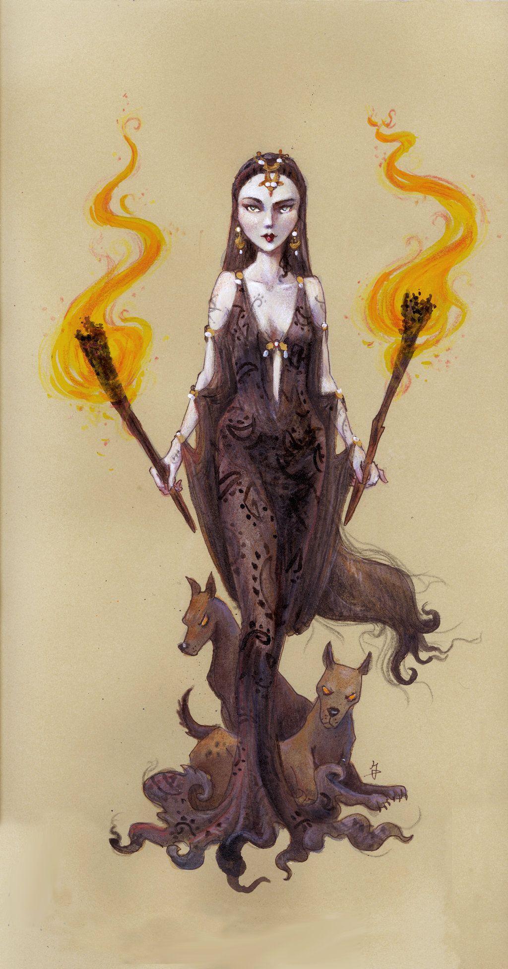 hecate - jeffrey l davis/ icmusincubus [dA] | magic ...