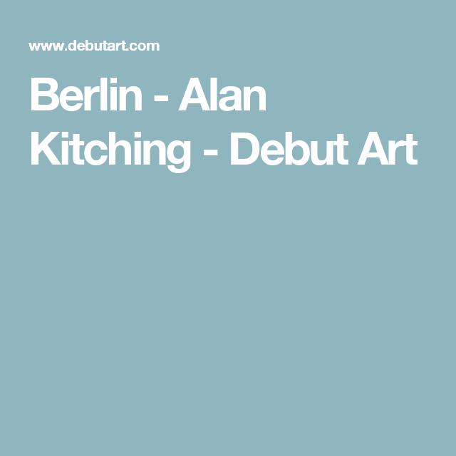 Linoleum Berlin , Berlin Alan Kitching Debut Art Printmaking