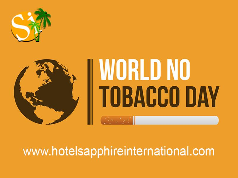On this WorldNoTobaccoDay, let's take a pledge to quit