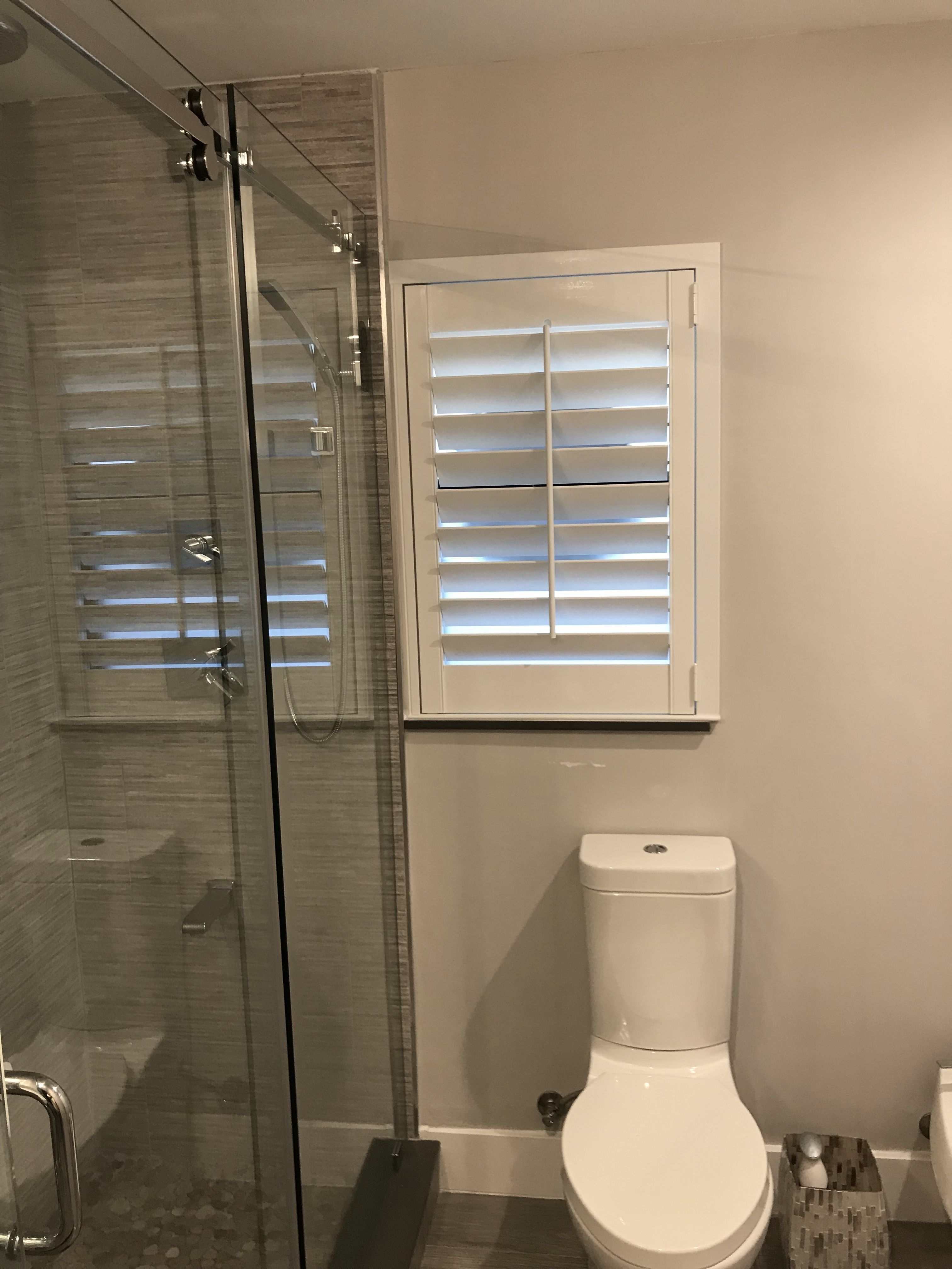 2 sided Z frame with L fame and Sill plantation Shutter by Elite ...