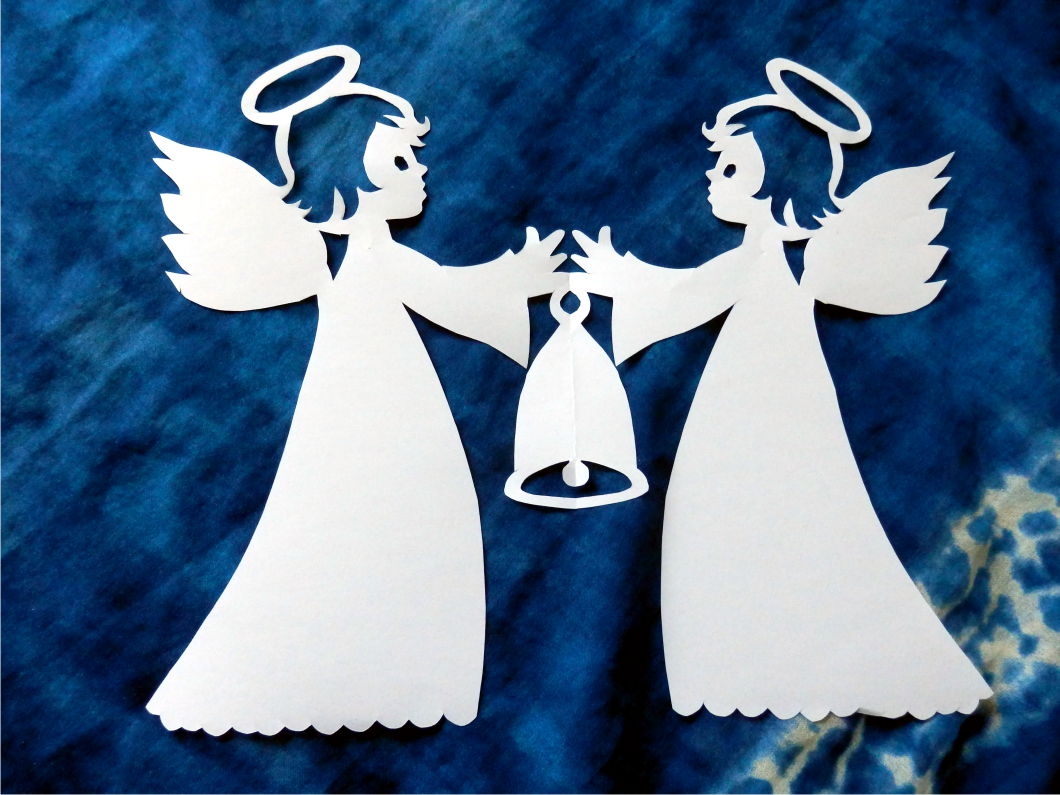 ангелочек картинка для поделки если отстутствием