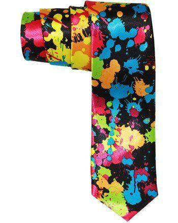 Outer Rebel Fashion Tie- Paint Splatter Outer Rebel, http://www.amazon.com/dp/B009HA90UA/ref=cm_sw_r_pi_dp_UfFLqb17Q8BJD