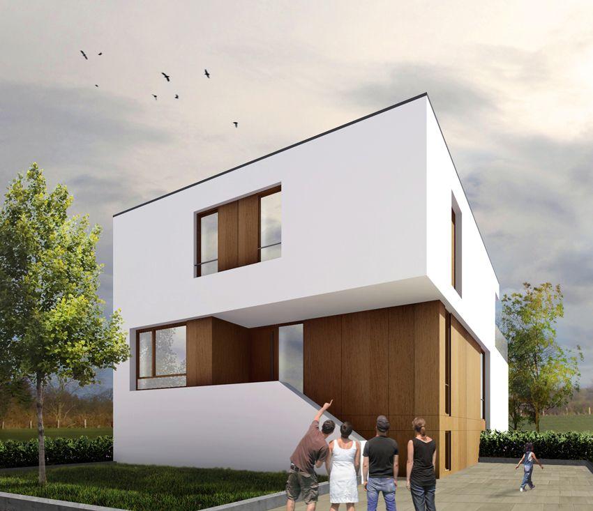 ZdM7 modernes Architektenhaus in Offenbach am Main