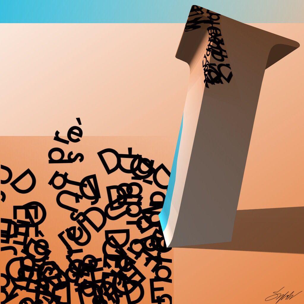 """""""Babel"""", by Sylok."""