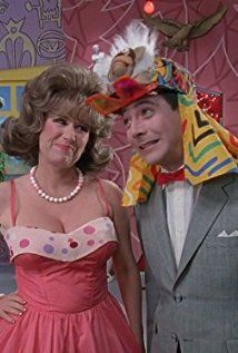 Miss Yvonne, Pee-wee, and the Magic Glasses!