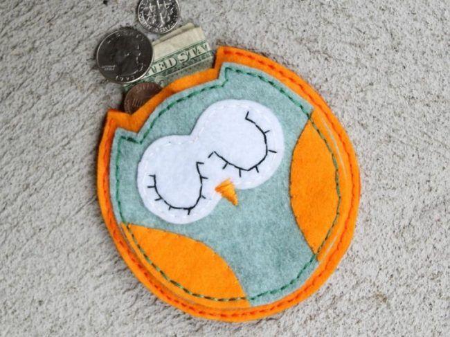 bastelvorlagen-herbst-eule-geldbeutel-filz-naehen-idee-kreative ...