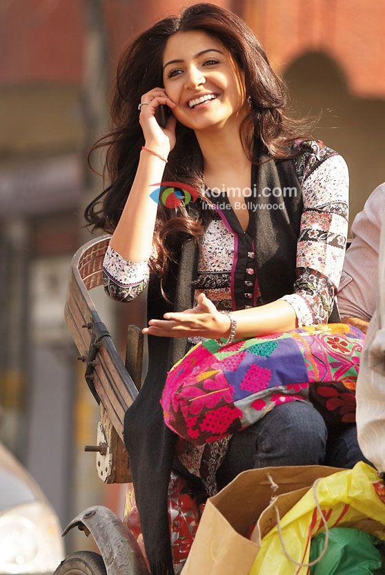 Anushka Sharma In Band Baaja Baaraat Movie Bollywood Fashion Beautiful Indian Actress Anushka Sharma Pics