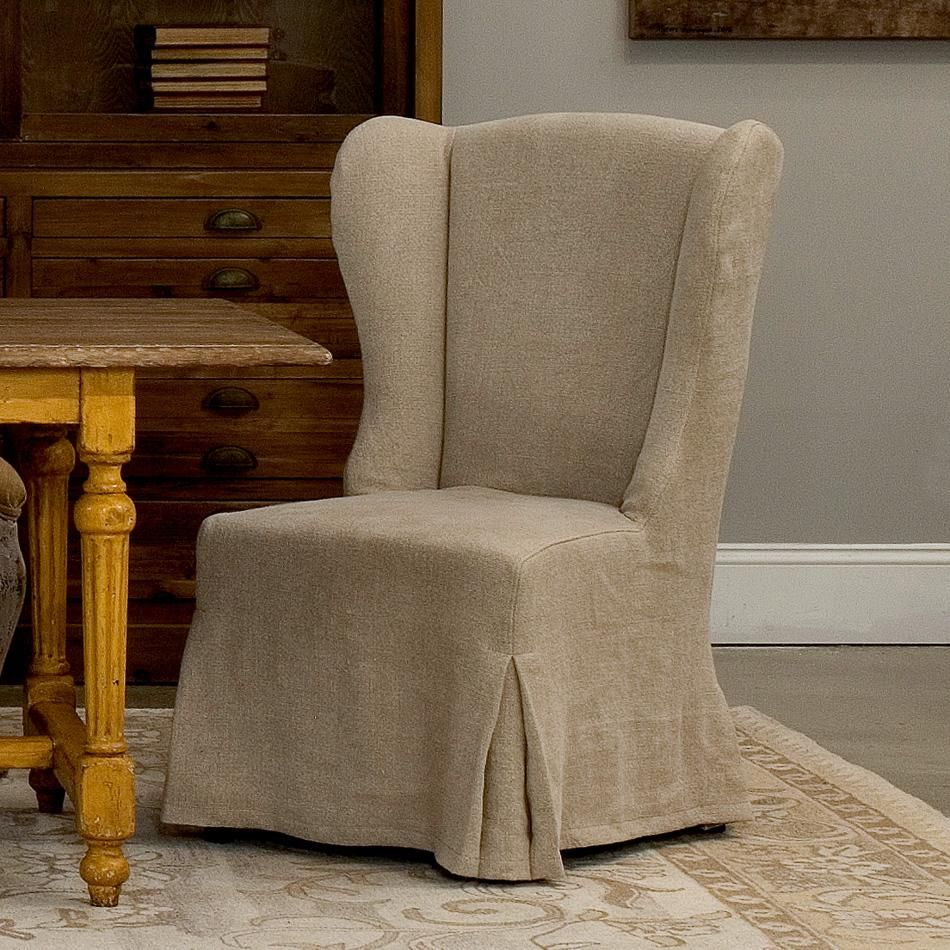 Dining chair linen (sold in quantities of two) Linen