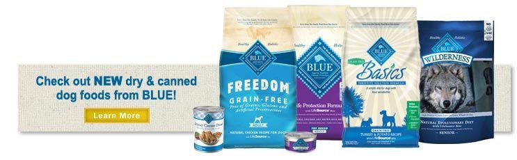 Blue buffalo freedom grain free dog foodlook at what