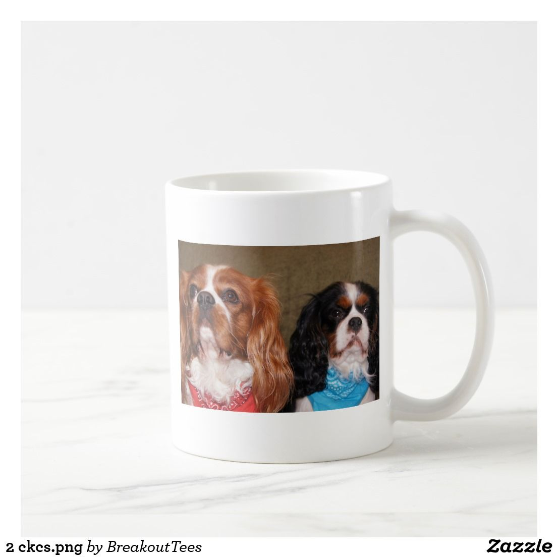 2 ckcs coffee mug