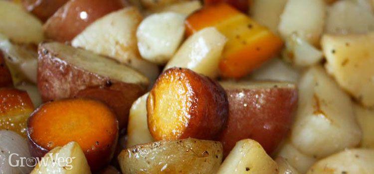 Photo of 6 maneras de condimentar las verduras de raíz en la cocina