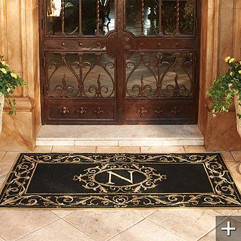 For The Front Double Doors Wide Mat For The Home