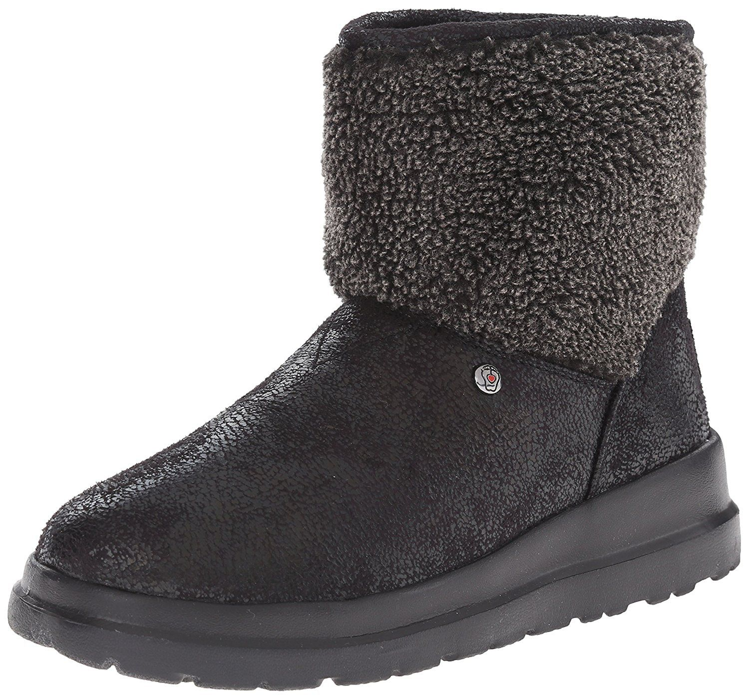 BOBS from Skechers Women's Cherish-Freedom Ride Boot >>> Insider's special review you can't miss. Read more  : Women's snow boots