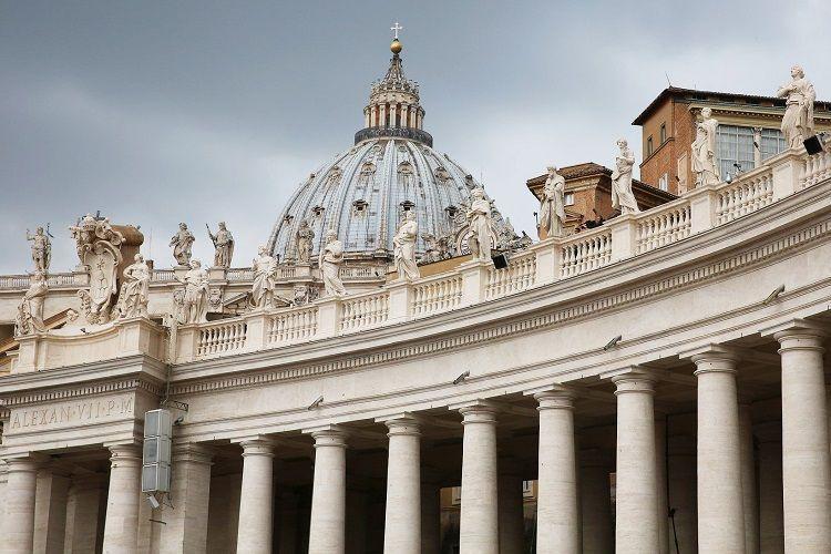 Historia De La Basílica De San Pedro Origen Y Construcción Basilica De San Pedro La Basilica San Pedro De Roma